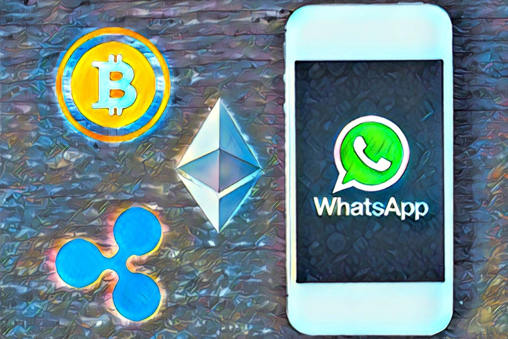 Adoption: Sending BTC, XRP and ETH Will Soon Be Possible Via WhatsApp