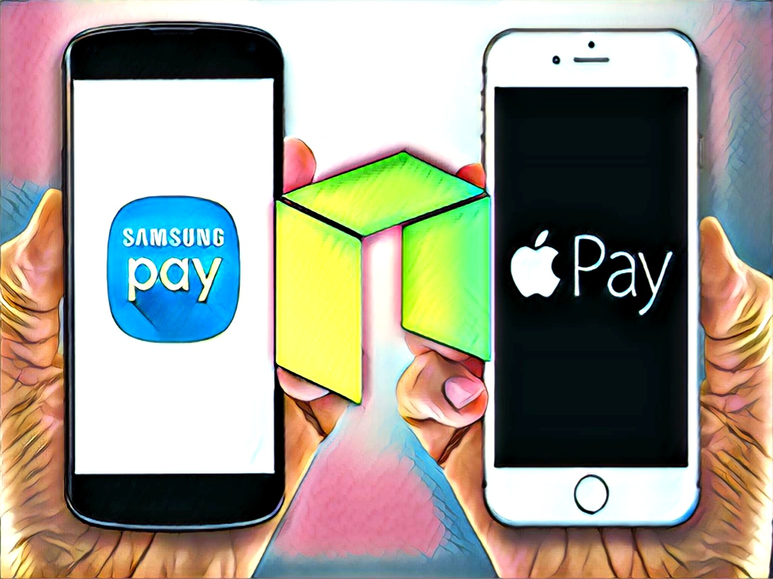 You Can Now Spend NEO Via Apple and Samsung...