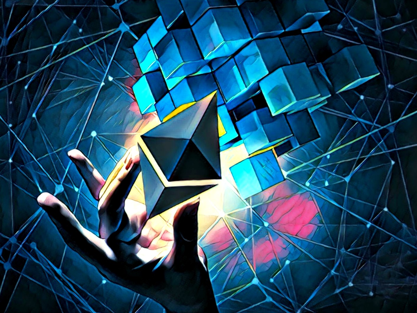 People Finally See The Potential Of Ethereum - Half Of Cryptocurrencies Are Built Atop Its...